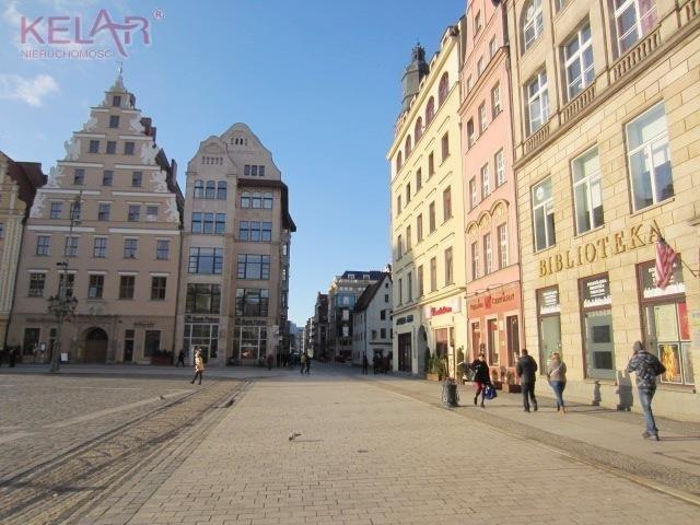 Lokal użytkowy na wynajem Wrocław, Stare Miasto  160m2 Foto 1