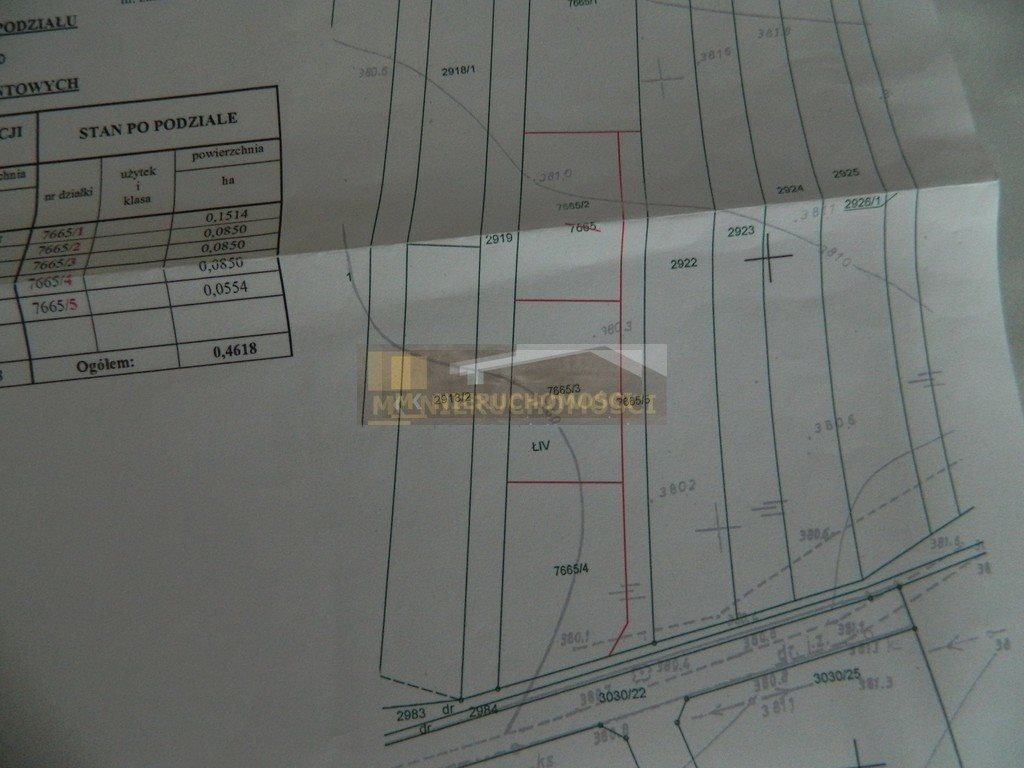 Działka budowlana na sprzedaż Ogrodzieniec  850m2 Foto 1