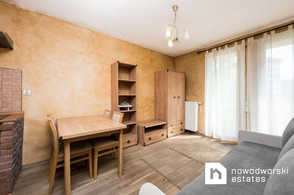 Mieszkanie dwupokojowe na wynajem Kraków, Ruczaj, prof. Michała Bobrzyńskiego  35m2 Foto 4