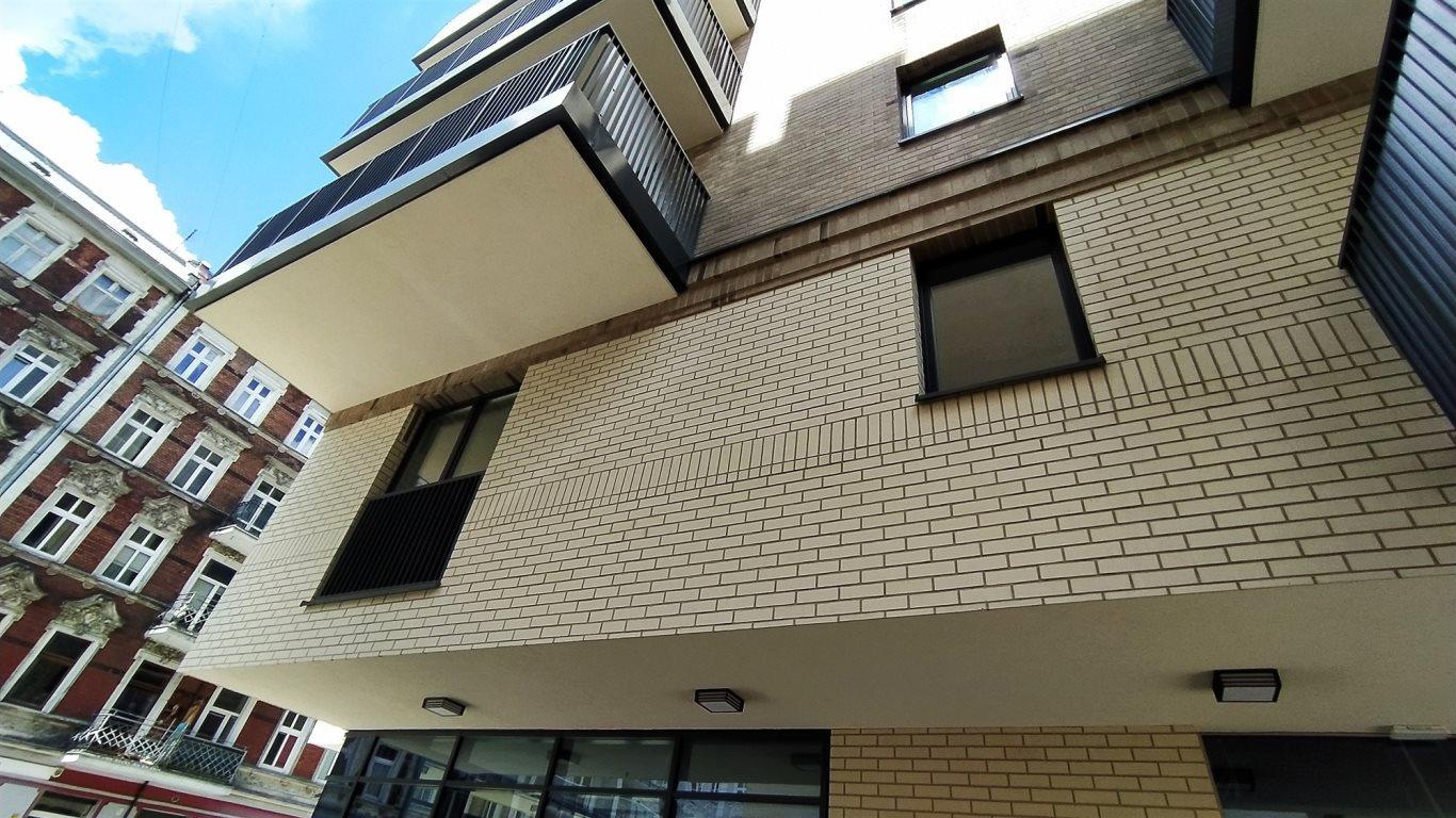 Mieszkanie trzypokojowe na sprzedaż Wrocław, Śródmieście, Ołbin  54m2 Foto 3