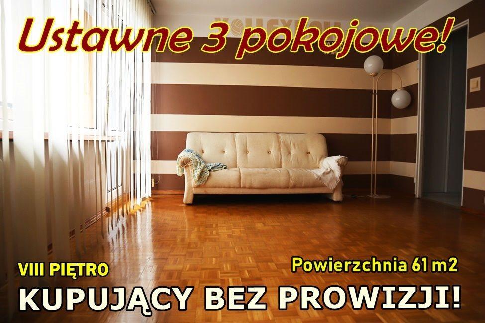Mieszkanie trzypokojowe na sprzedaż Ełk, Północ II  61m2 Foto 1
