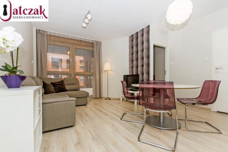 Mieszkanie dwupokojowe na wynajem Gdańsk, Śródmieście, AURA, TORUŃSKA  43m2 Foto 1