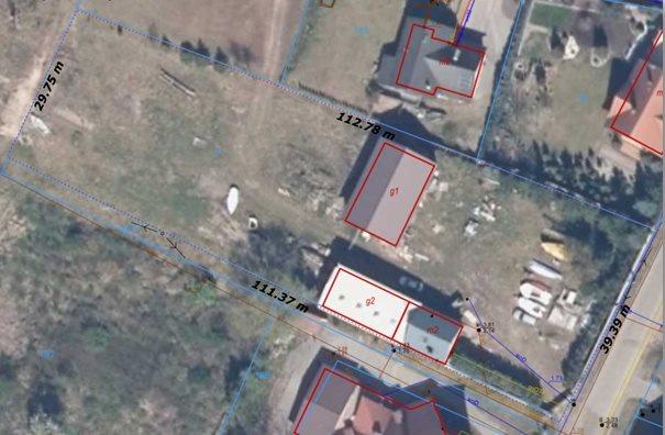Działka budowlana na sprzedaż Gryfino, Szkolna  3800m2 Foto 1