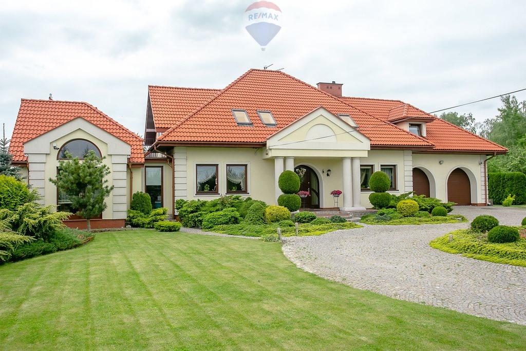 Dom na sprzedaż Pabianice  314m2 Foto 1