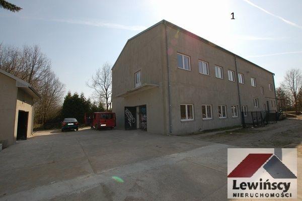 Lokal użytkowy na sprzedaż Milanówek, Południowy rejon miasta  1000m2 Foto 13