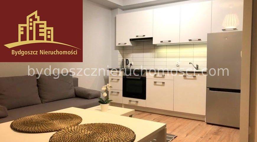 Mieszkanie dwupokojowe na wynajem Bydgoszcz, Wzgórze Wolności  35m2 Foto 1