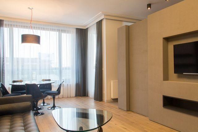 Luksusowe mieszkanie trzypokojowe na wynajem Warszawa, Śródmieście, Powiśle  88m2 Foto 5