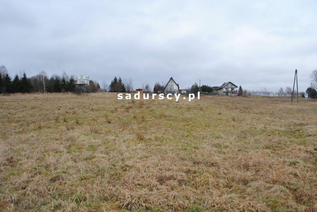 Działka rolna na sprzedaż Głogoczów  5400m2 Foto 3