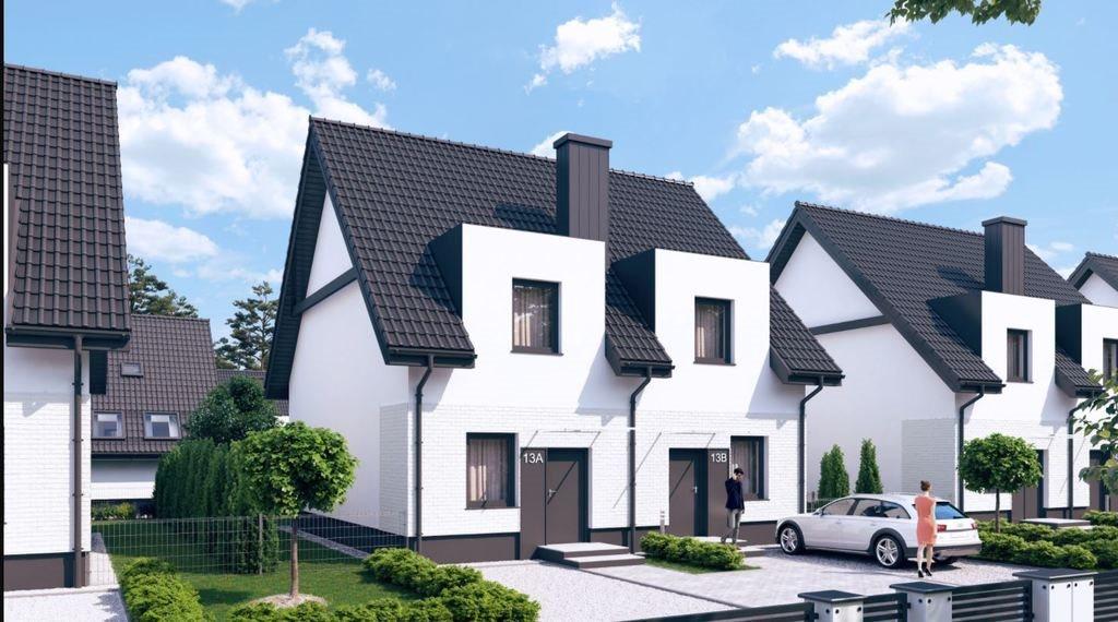 Dom na sprzedaż Straszyn, Szafranowa  125m2 Foto 1