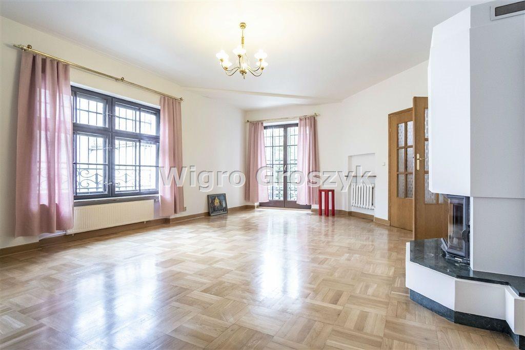 Dom na wynajem Warszawa, Wilanów, Wilanów Wysoki, rej. ul. Królowej Marysieńki  400m2 Foto 2