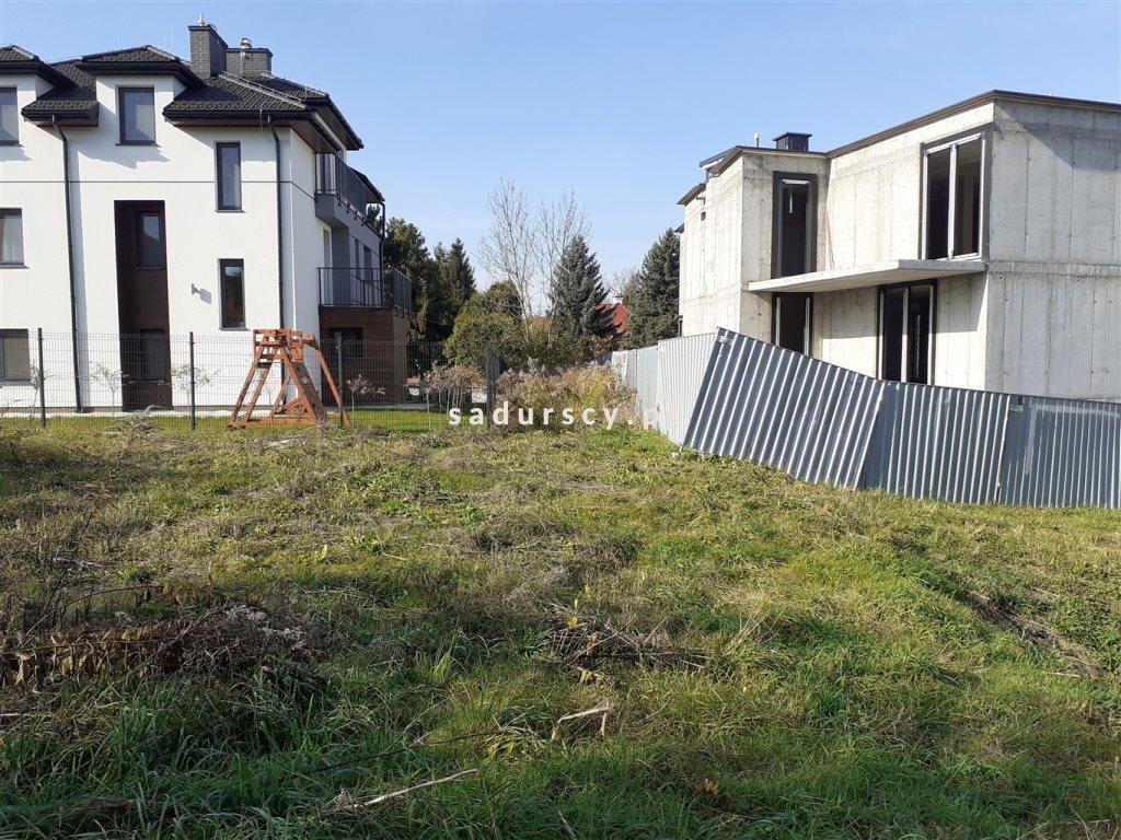 Działka budowlana na sprzedaż Kraków, Krowodrza, al. Panieńskich Skał  771m2 Foto 6