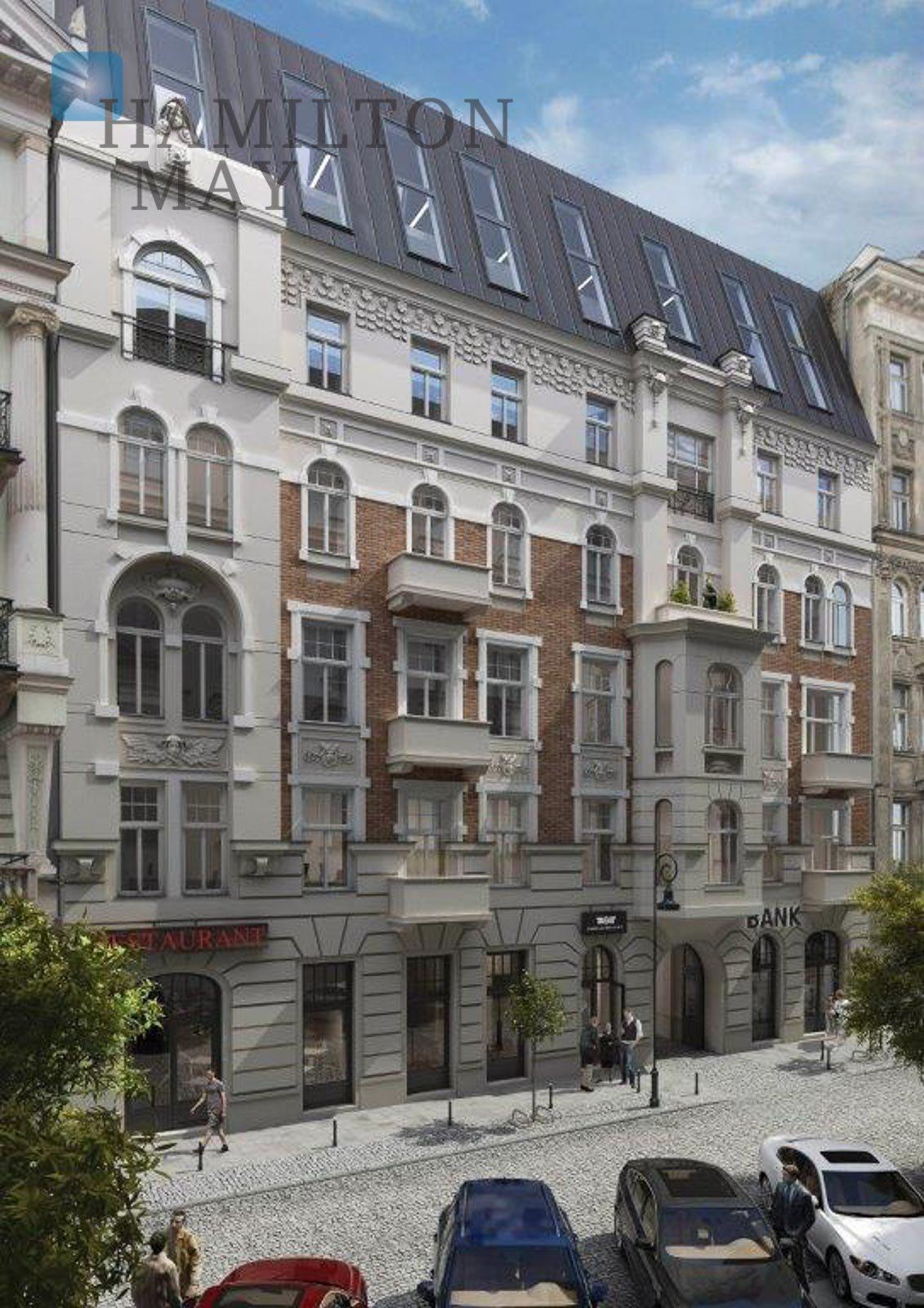 Lokal użytkowy na wynajem Warszawa, Śródmieście, Poznańska  150m2 Foto 1