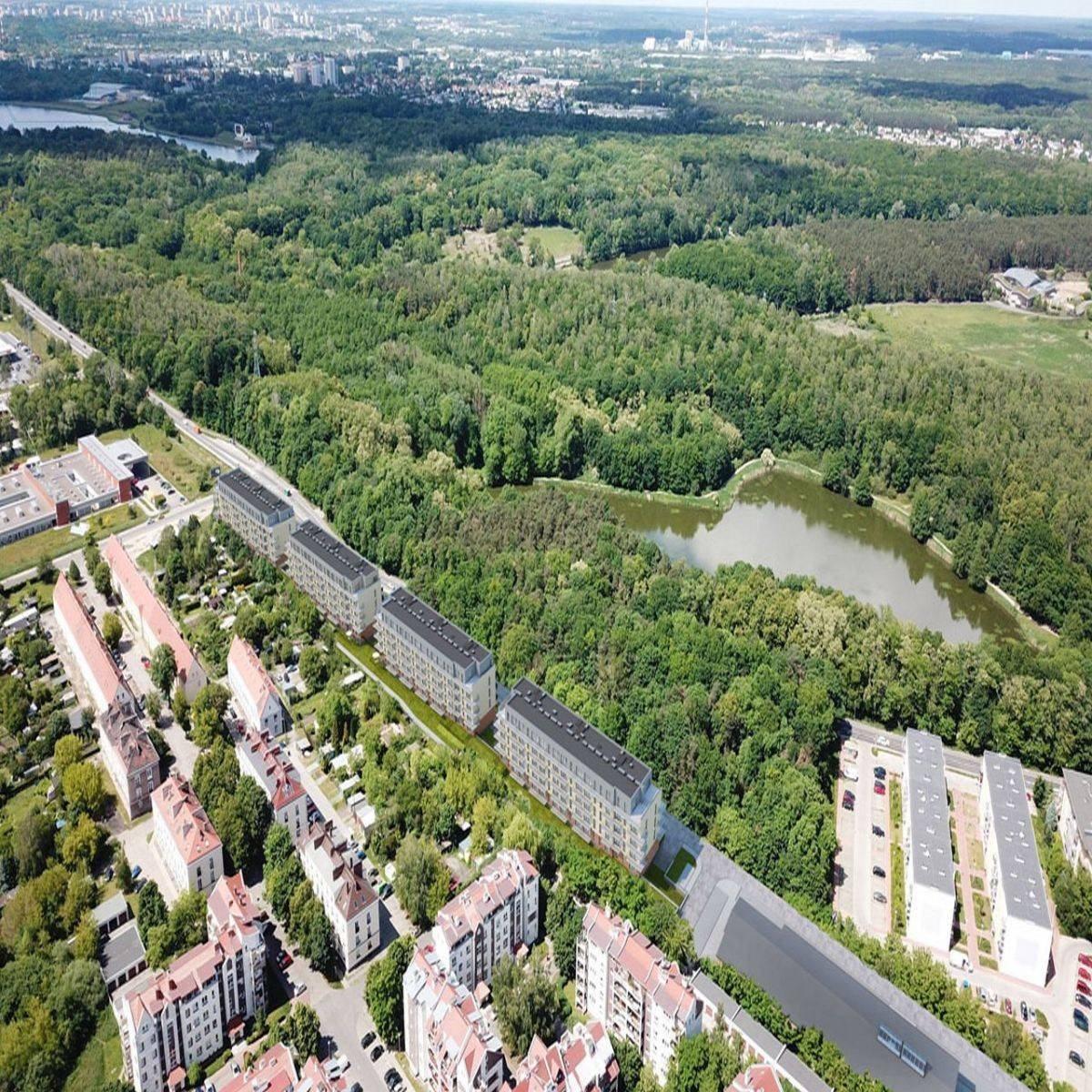 Mieszkanie trzypokojowe na sprzedaż Poznań, Nowe Miasto  67m2 Foto 6