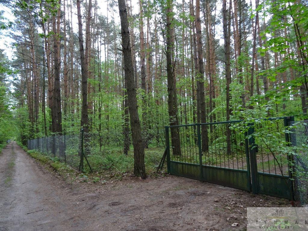 Działka leśna z prawem budowy na sprzedaż Kwiatkowice-Las  2420m2 Foto 4