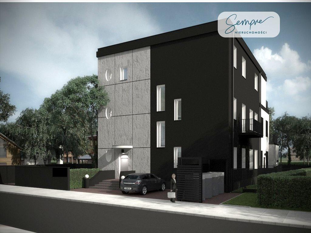 Mieszkanie dwupokojowe na sprzedaż Łódź, Julianów, dr. Władysława Biegańskiego  71m2 Foto 1