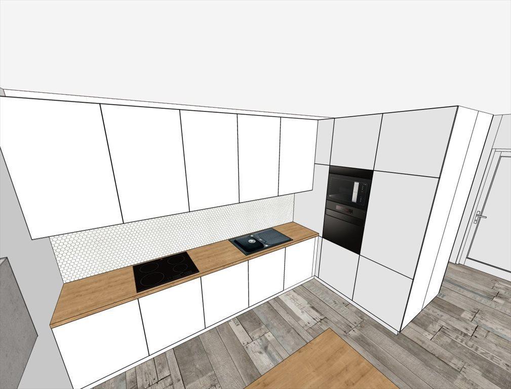 Mieszkanie trzypokojowe na sprzedaż Wrocław, Krzyki, Kajdasza  42m2 Foto 6