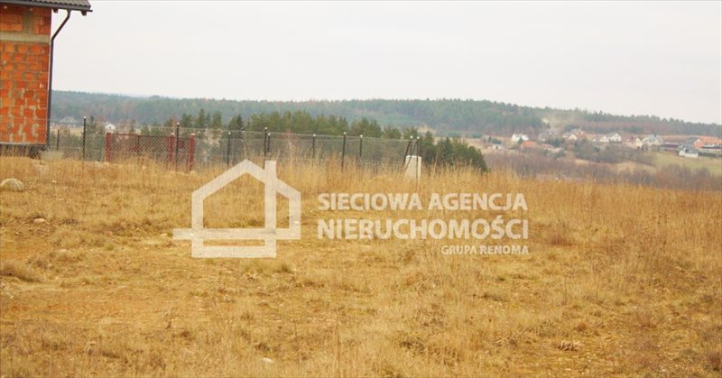 Działka budowlana na sprzedaż Kobysewo  1131m2 Foto 3