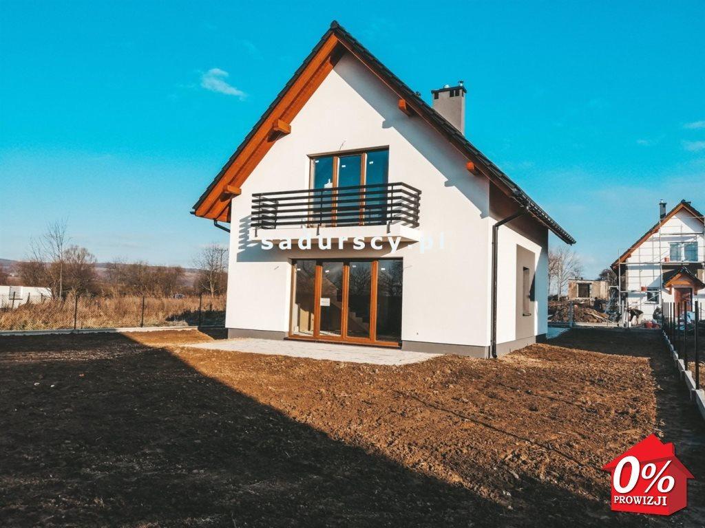 Dom na sprzedaż Zabierzów, Więckowice, Więckowice, Akacjowa - okolice  104m2 Foto 1
