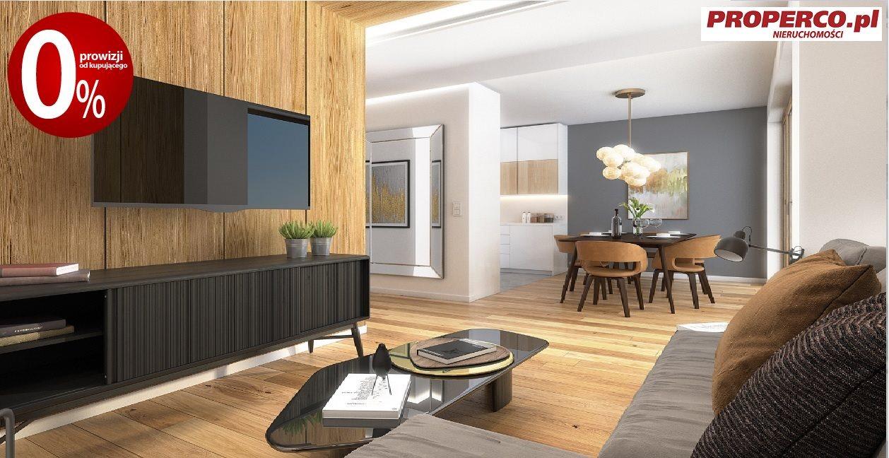 Mieszkanie trzypokojowe na sprzedaż Ostrowiec Świętokrzyski, Centrum, Piwna  71m2 Foto 3
