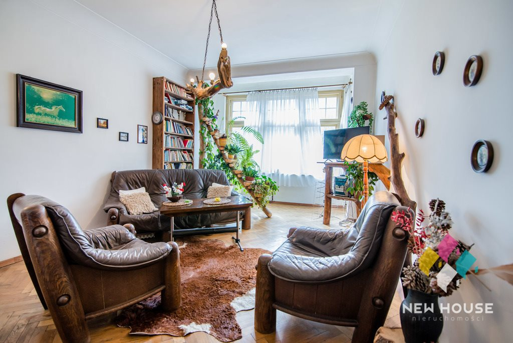 Mieszkanie czteropokojowe  na sprzedaż Olsztyn, Grunwaldzka  113m2 Foto 3