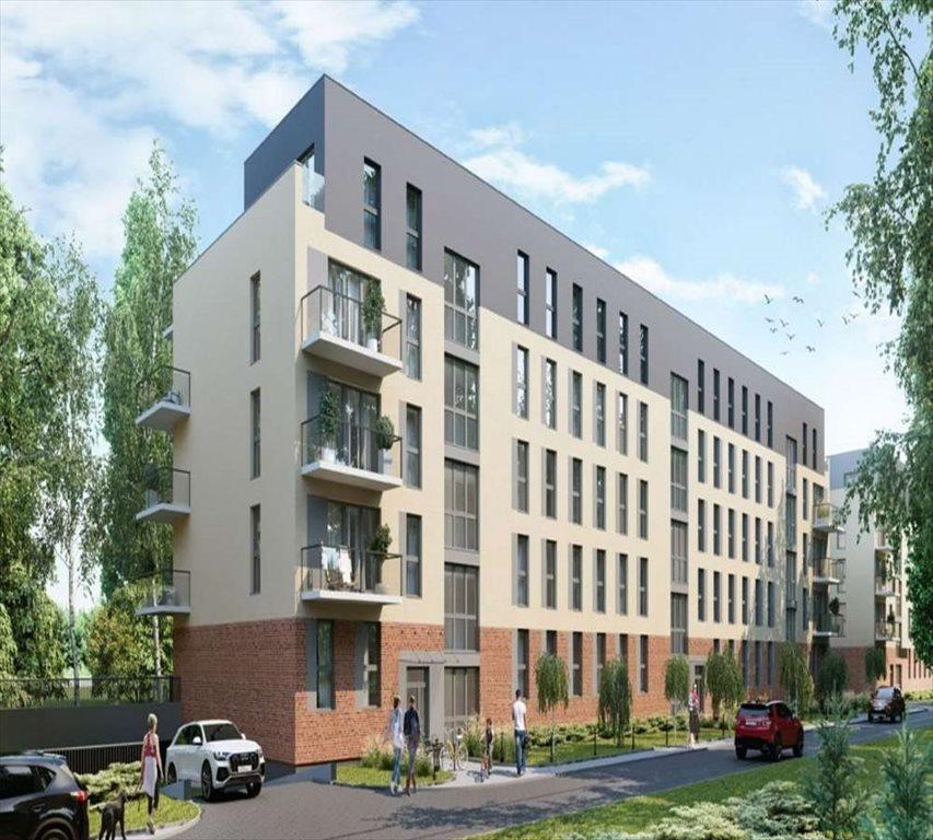 Mieszkanie trzypokojowe na sprzedaż Poznań, Malta  55m2 Foto 3