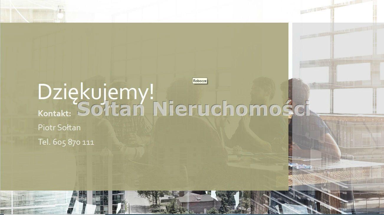 Działka komercyjna na sprzedaż Warszawa, Targówek, Targówek, Oszmiańska  965m2 Foto 11