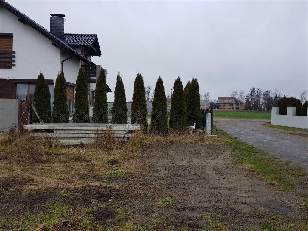 Działka budowlana na sprzedaż Uścikowo-Folwark  1048m2 Foto 8
