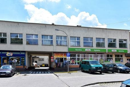 Lokal użytkowy na sprzedaż Sanok, Traugutta  407m2 Foto 3