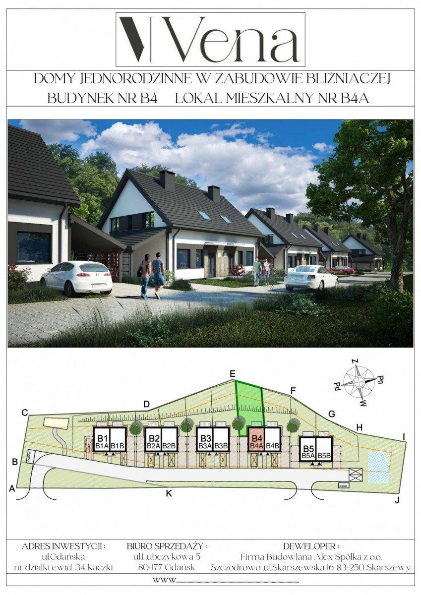 Dom na sprzedaż Kaczki  101m2 Foto 1