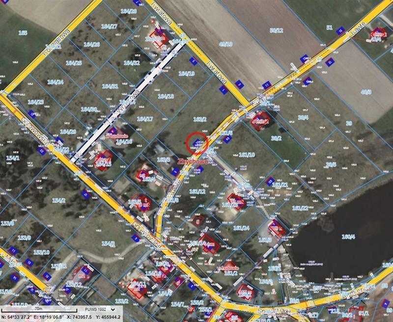 Działka inna na sprzedaż Zbychowo, Kawle  3100m2 Foto 3