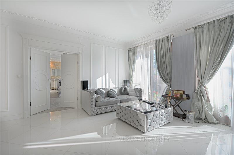 Mieszkanie czteropokojowe  na sprzedaż Warszawa, Mokotów, ul. Puławska apartament 100 mkw, 4 pokoje LUX LUX  170m2 Foto 1