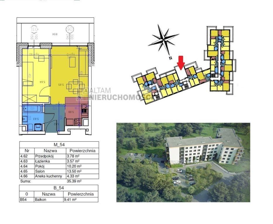 Mieszkanie dwupokojowe na sprzedaż Kraków, Czyżyny, Czyżyny  35m2 Foto 1