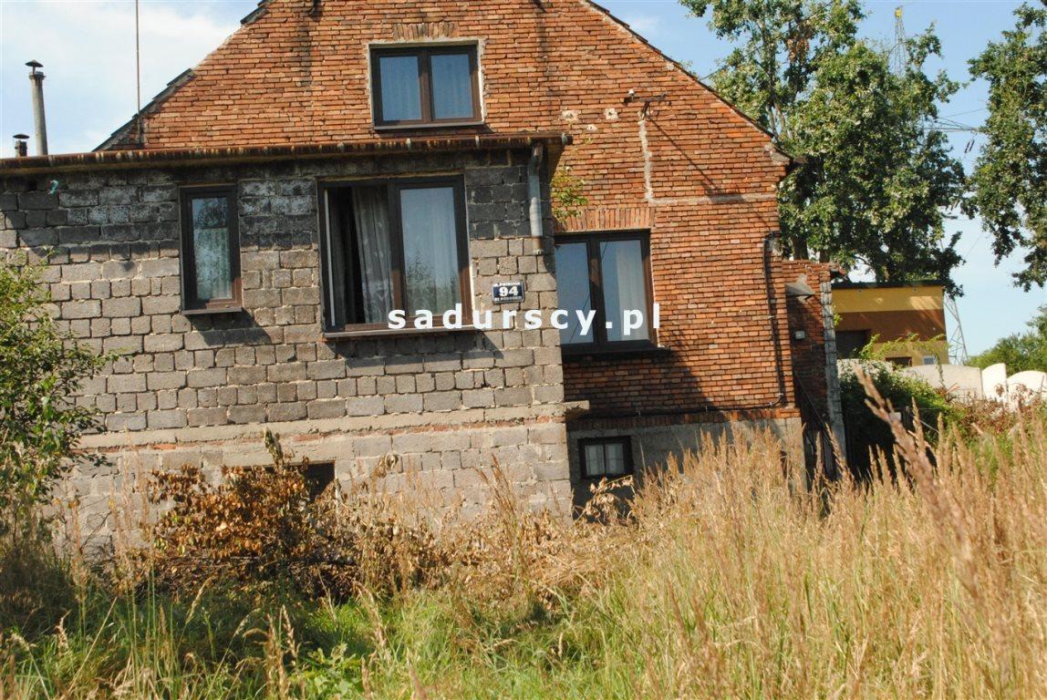 Działka inna na sprzedaż Kraków, Podgórze, Potrzask  1000m2 Foto 1