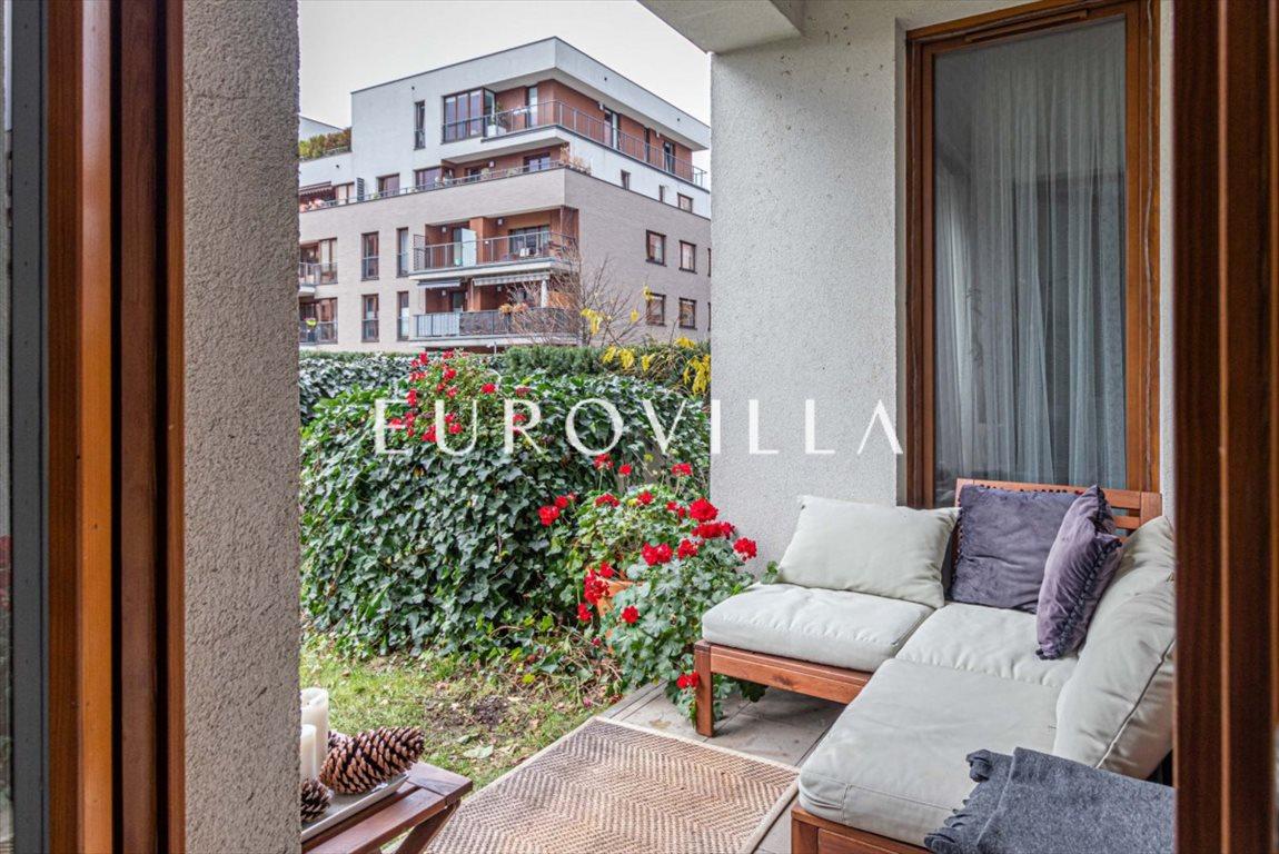 Mieszkanie dwupokojowe na sprzedaż Warszawa, Wilanów, Prymasa Augusta Hlonda  62m2 Foto 5