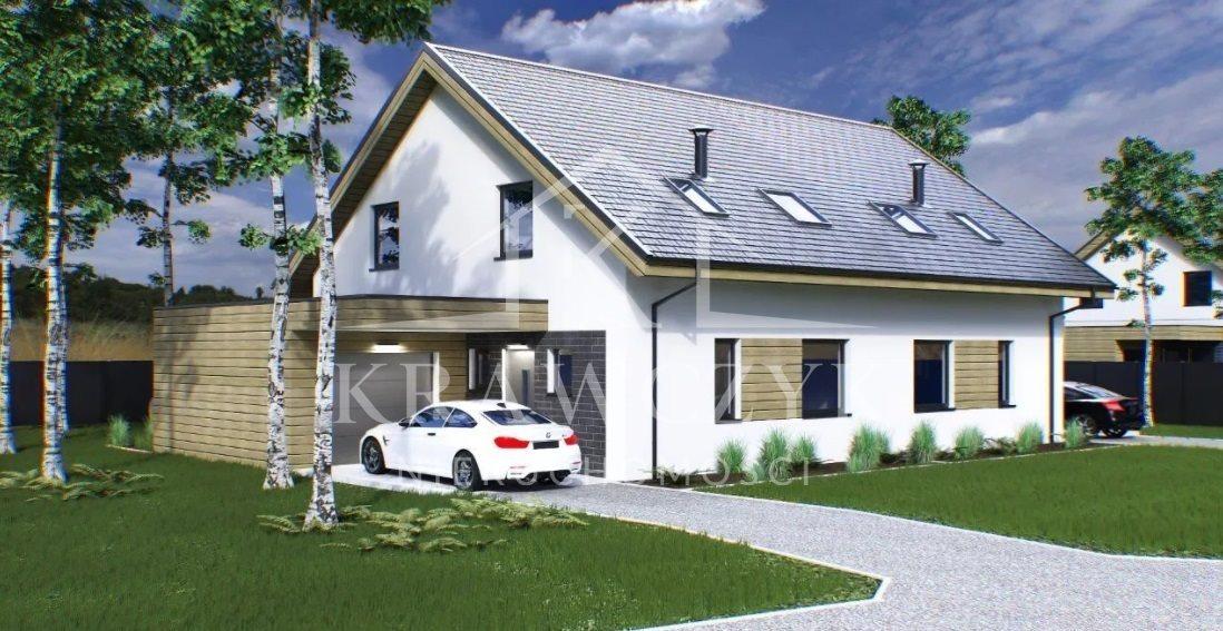 Dom na sprzedaż Szczecin, Sławociesze  129m2 Foto 1