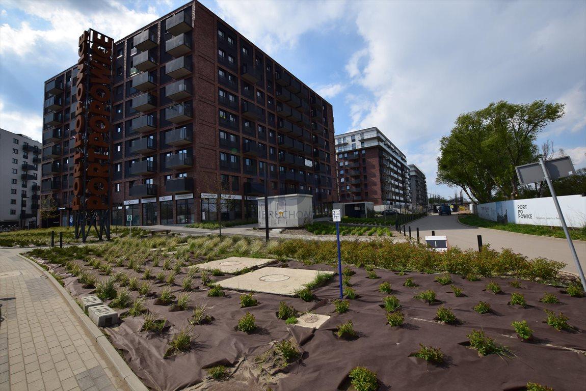 Mieszkanie trzypokojowe na sprzedaż Wrocław, Fabryczna, Popowice, Białowieska  55m2 Foto 5