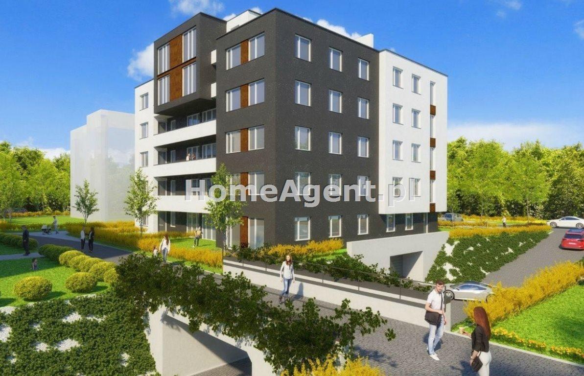 Mieszkanie dwupokojowe na sprzedaż Katowice, Kostuchna, Bażantowo, Zabłockiego  35m2 Foto 5