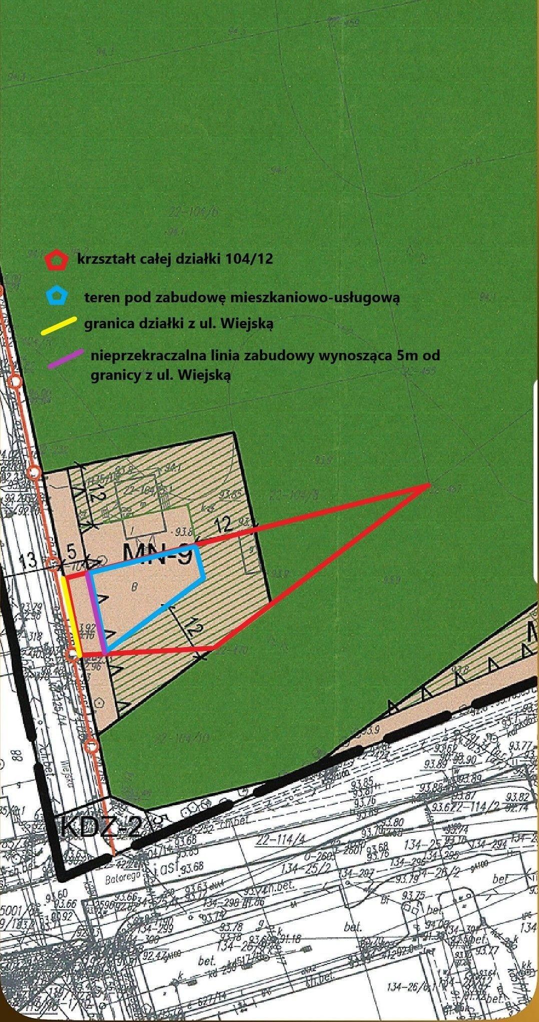 Działka budowlana na sprzedaż Otwock, Wiejska, tel: 507740190  999m2 Foto 1
