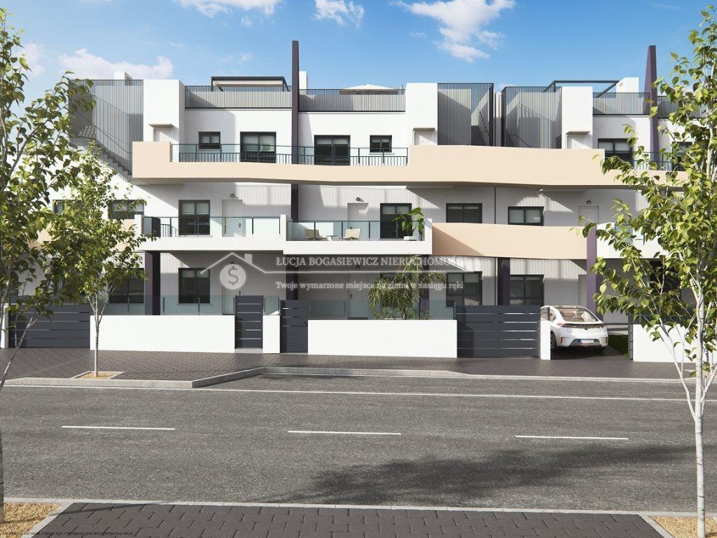 Mieszkanie dwupokojowe na sprzedaż Costa Blanca, Orihuela Costa  80m2 Foto 4