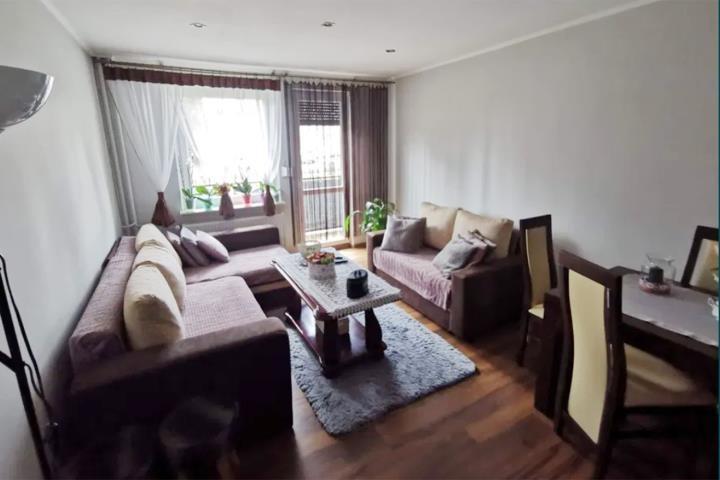 Mieszkanie dwupokojowe na sprzedaż Mysłowice, Centrum, Nowowiejskiego  48m2 Foto 2