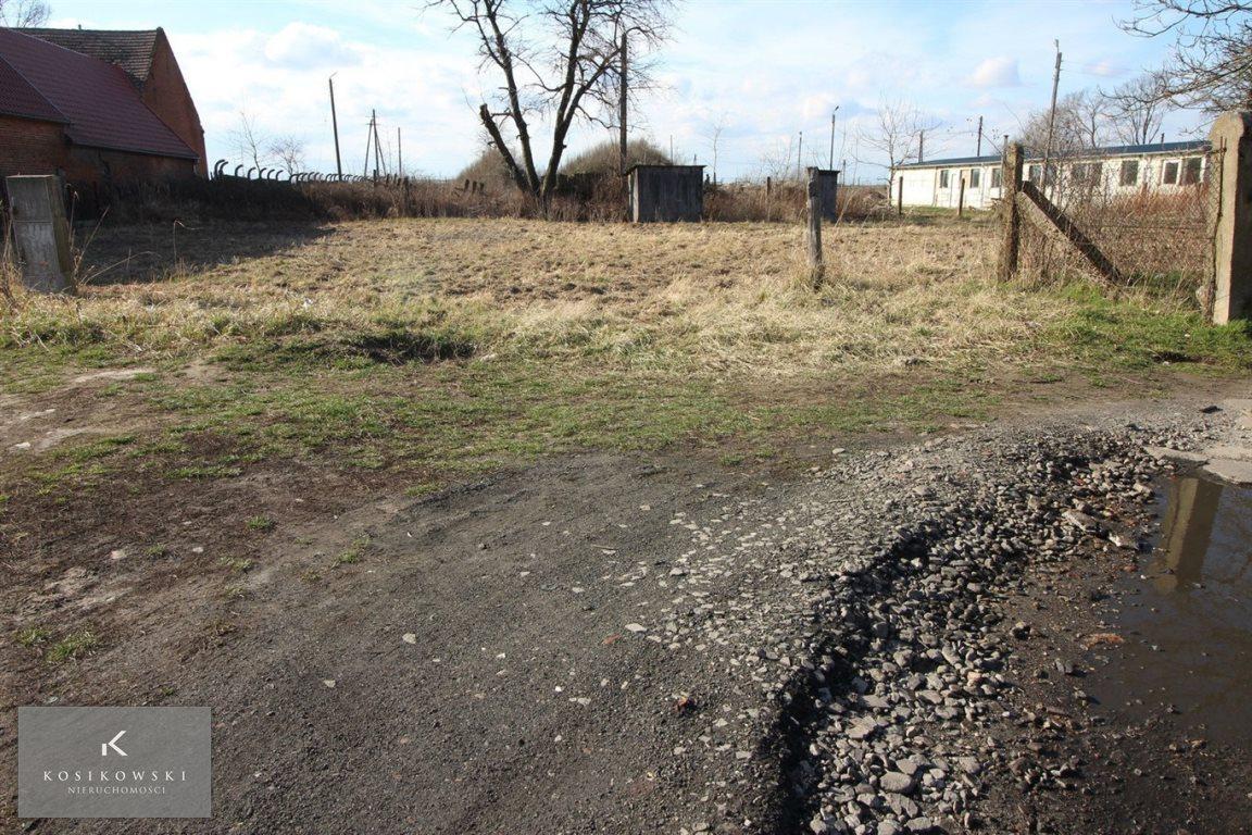 Działka budowlana na sprzedaż Namysłów, Ziemiełowice  1000m2 Foto 3