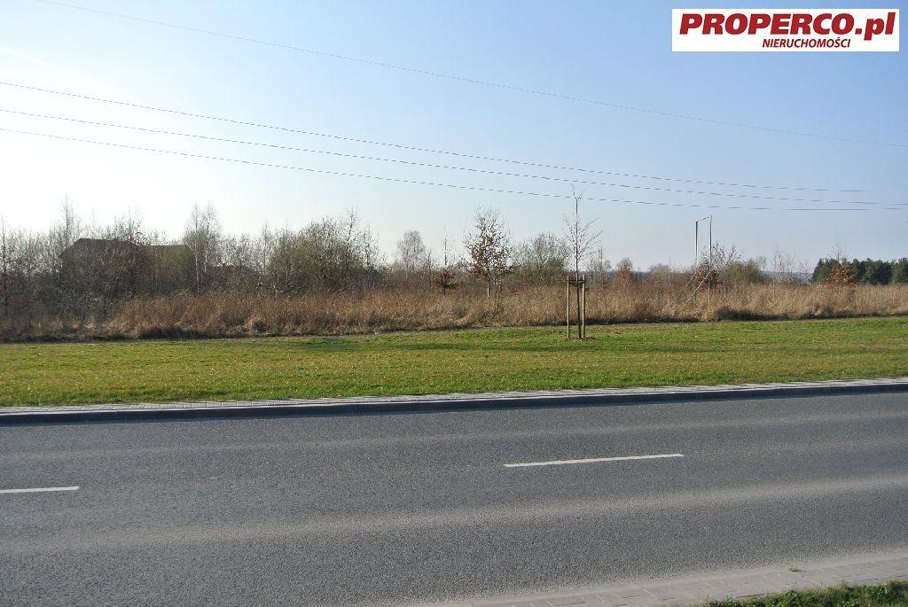 Działka budowlana na sprzedaż Kielce, Niewachlów Pierwszy, Lisia  4000m2 Foto 1