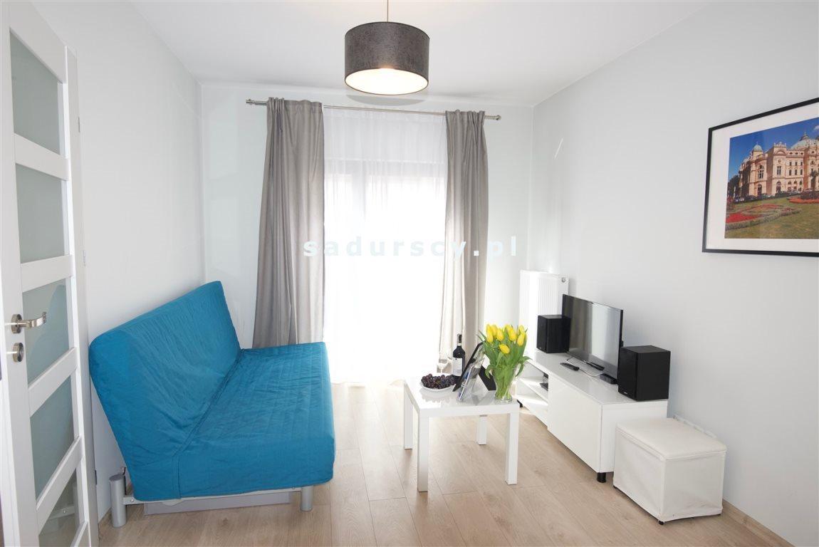 Mieszkanie dwupokojowe na wynajem Kraków, Podgórze, Zabłocie, Solna  39m2 Foto 1