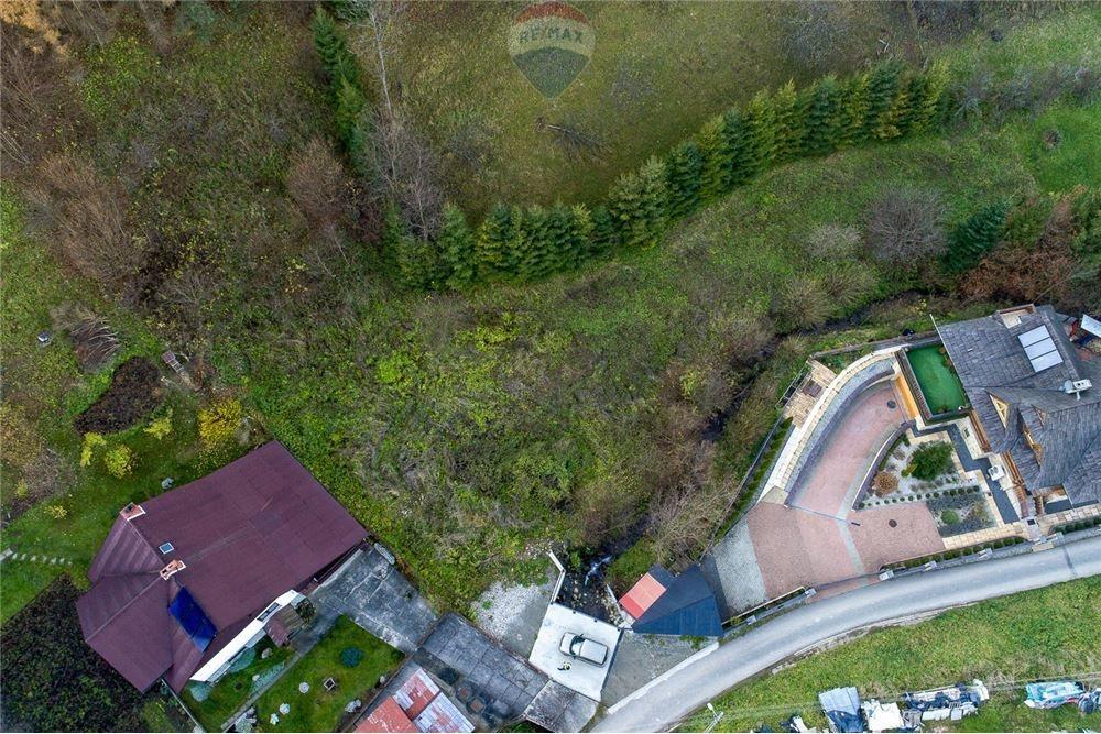 Działka budowlana na sprzedaż Szczawnica  2453m2 Foto 1