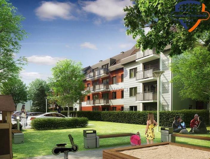 Mieszkanie trzypokojowe na sprzedaż Wrocław, Fabryczna, Stabłowice, Stabłowicka  55m2 Foto 3