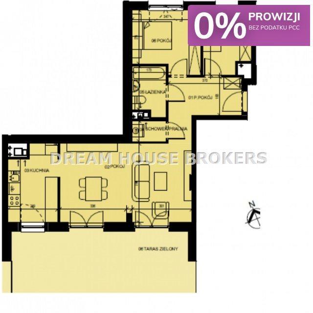 Mieszkanie trzypokojowe na sprzedaż Rzeszów, Drabinianka  34m2 Foto 7