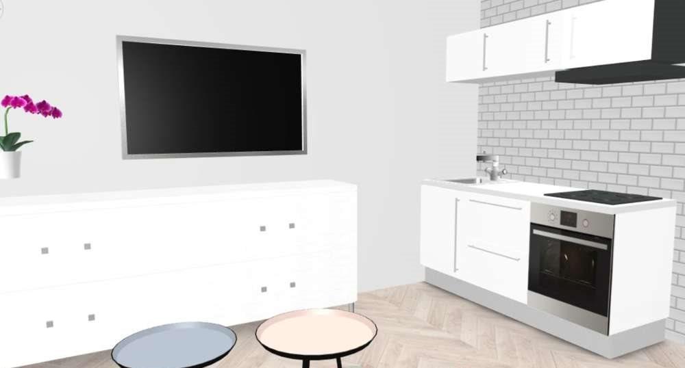 Mieszkanie dwupokojowe na sprzedaż Bydgoszcz, Śródmieście  28m2 Foto 3