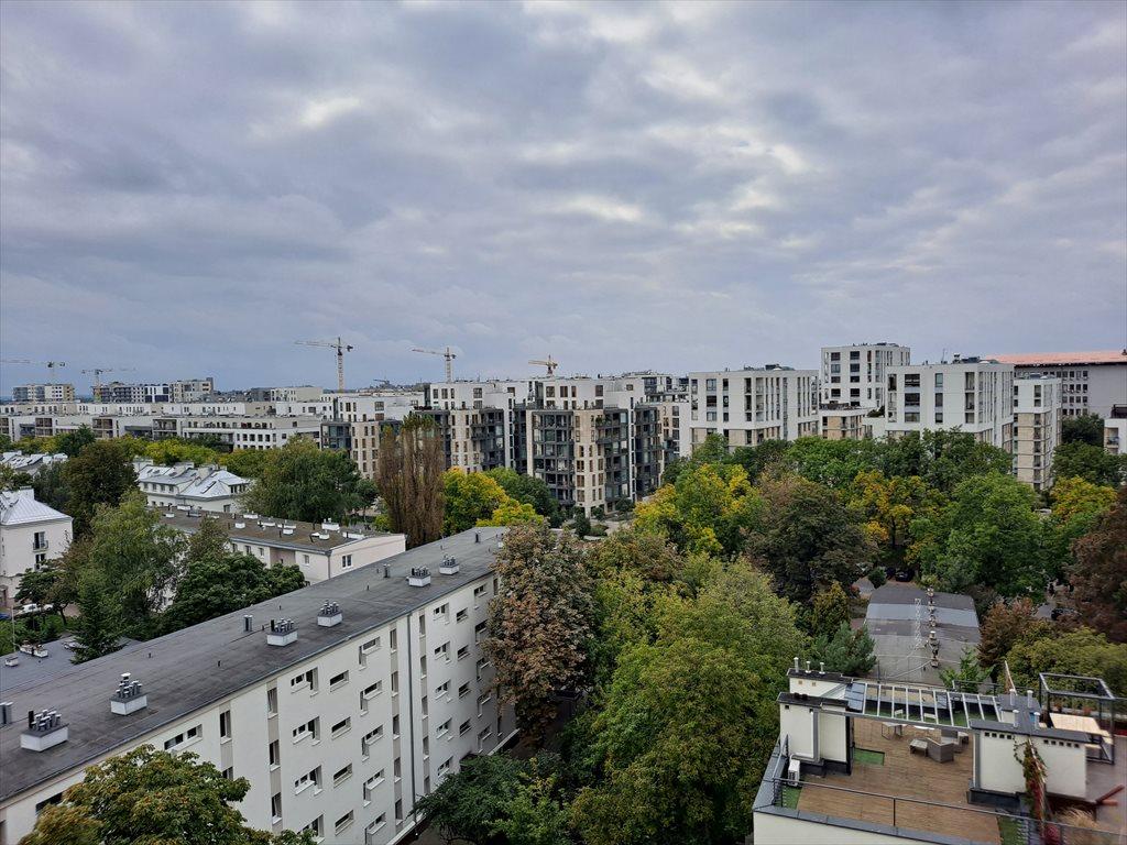 Kawalerka na wynajem Warszawa, Mokotów, Rzymowskiego  27m2 Foto 7