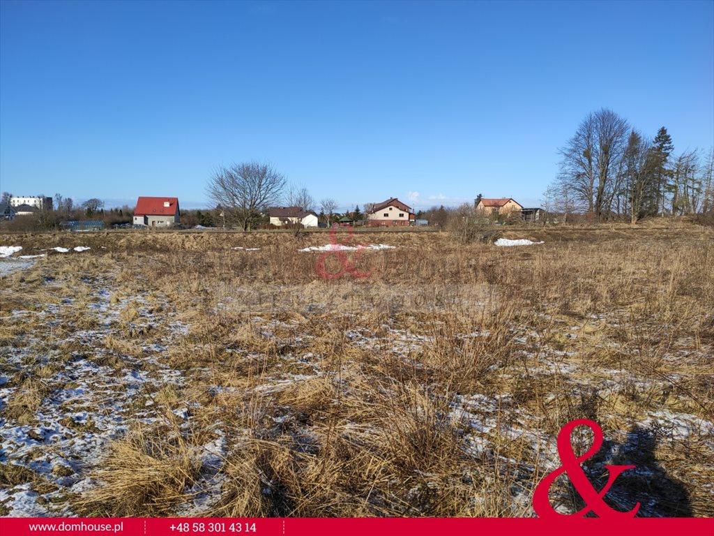Działka budowlana na sprzedaż Gdańsk, Klukowo, Radarowa  1701m2 Foto 2