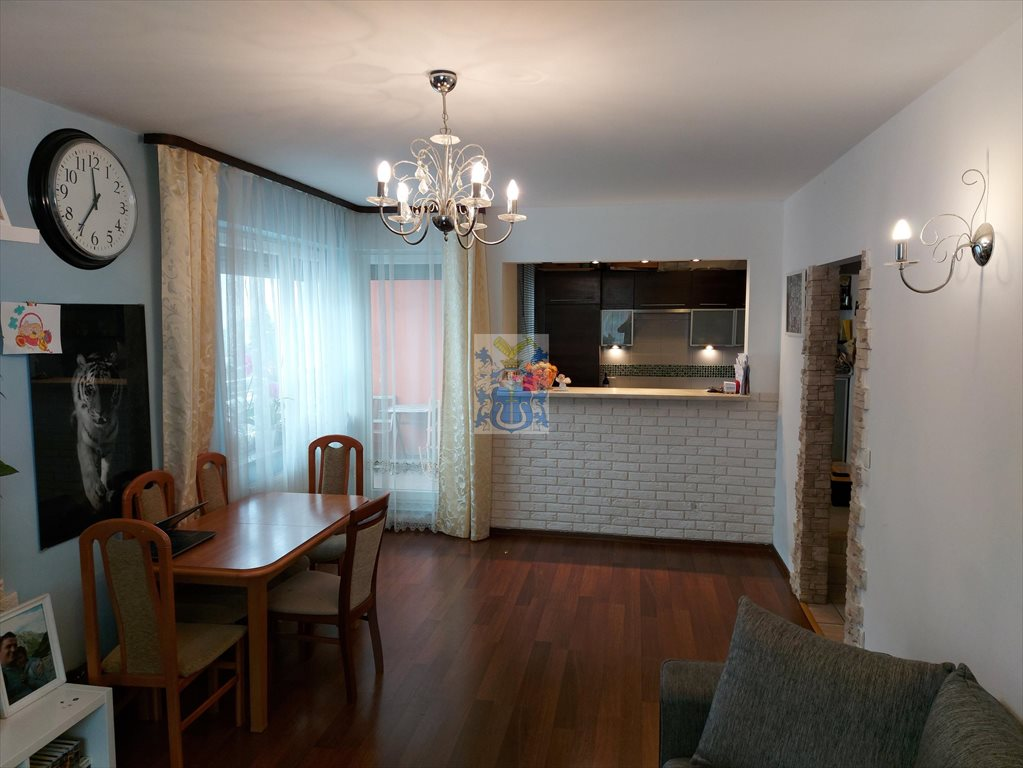Mieszkanie dwupokojowe na sprzedaż Kraków, Kraków-Podgórze, Kliny, Mieczykowa  51m2 Foto 3